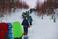 Лучший выходной - в тундре!. Автор: Буханченко Илья