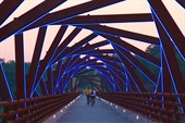 High Trestle Bridge, Мадрид, Айова, США (2)