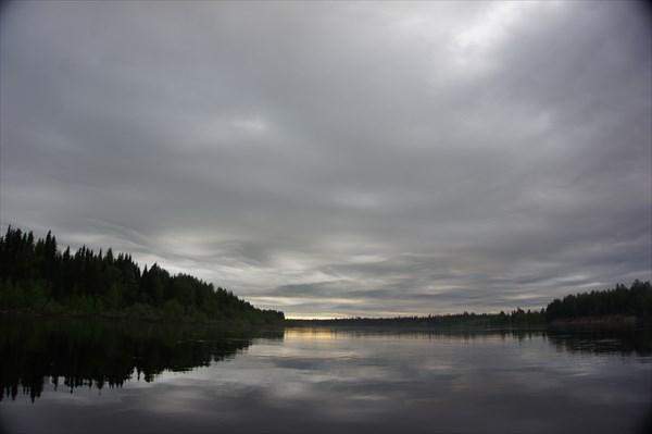 День 3: необычные облака