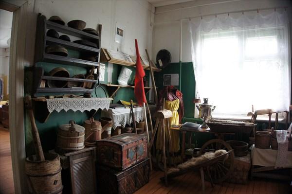День 4: музей в Родоме