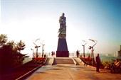 """Монумент """"Память шахтёрам Кузбасса"""""""