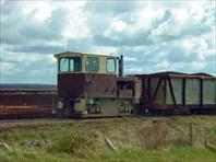 Часто локомотив идёт в голове поезда капотом назад