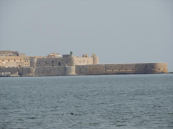 Сиракузская крепость