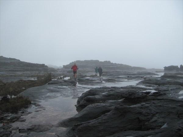туманная Рорайма