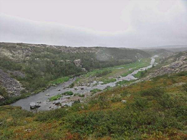 Белая ниже Непроходимого каньона