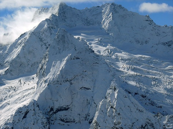 Вершина Джугутурлучат. Фото панорамы 76