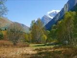 В долине реки Алибек