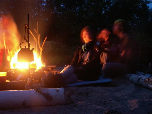 Вечера у костра