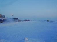 Отсыпная дорога на Воркуту.