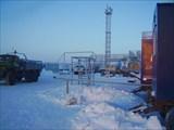 КПП на компрессорной станции