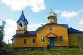 Церковь в п. Плюсса
