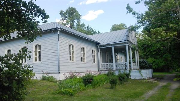 Усадебный дом в Вечаше