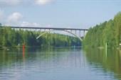 мост в Леппявирта