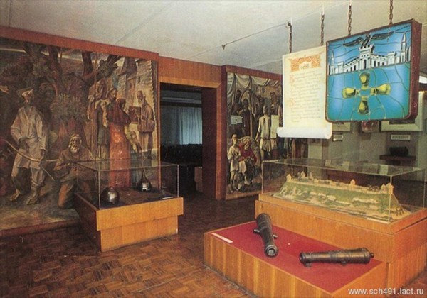 Краеведческий музей им. Г.Ф.Соловьева