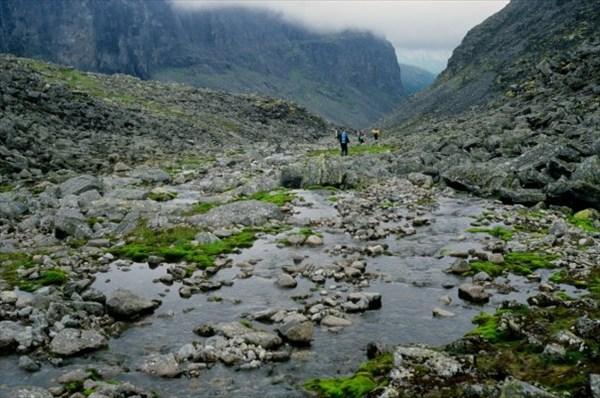 Верховья ручья Чивруай