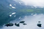 Штиль на озере Сенгисъявр