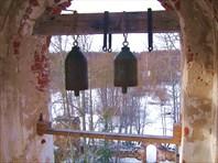 На колокольне-Реконьский монастырь