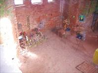 Внутри церкви Пресвятой Богородицы-Реконьский монастырь