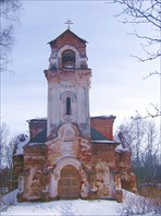 Церковь Пресвятой Богородицы-Реконьский монастырь