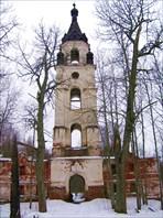 Колокольня при Троицком соборе-Реконьский монастырь