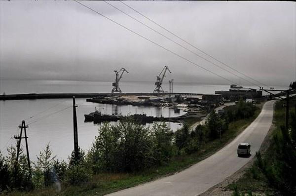Порт Северобайкальска