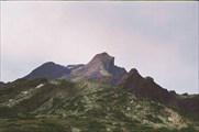 вершина горы Птица