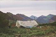 палаточка моя