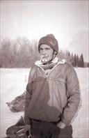 Зимняя Манарага (ретро)