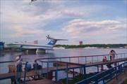 Музей ВМФ с Захарковского залива (2018)