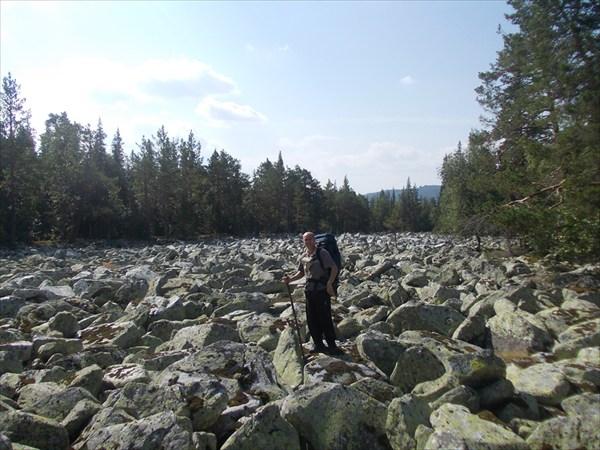 Бесконечные каменные реки