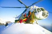 экспедиция СК МГУ в п. Снежная, январь-2003