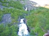 Идем к водопаду