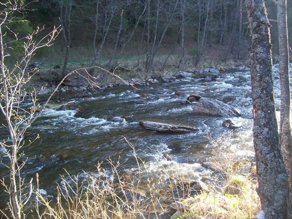 река Тюлюк