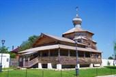 Деревянная Троицкая церковь – ровесница Свияжска