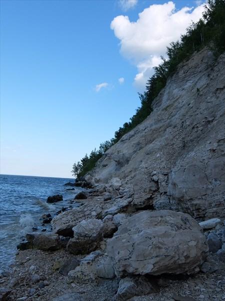 Вот такой пляж…