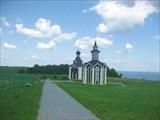 Мемориал на месте гибели теплохода «Булгария»