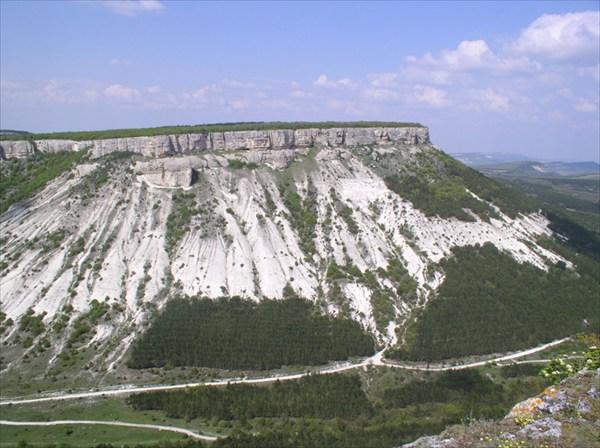 столовые горы