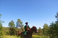 Конные походы в Белорецком районе Башкирии 2013 года