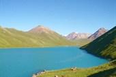 Красивейшее озеро Кёльукёк