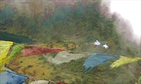 Флаги над джунглями. Спрятанный буддийский рай на краю света