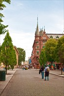 Осло-город Осло