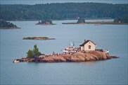Остров в Балтийском море.