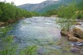 Река Ангаракан.