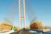 Мост близ Сургута