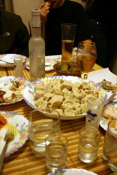 Уральский ужин