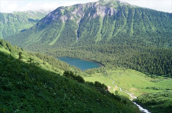 Нижнее Кинзелюкское озеро