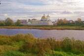Женский монастырь.