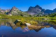 Озеро Ласточка