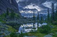 Озеро Таежный глаз