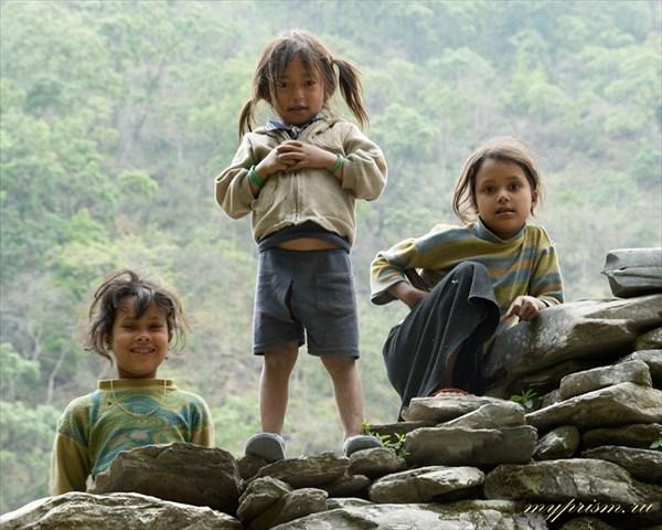 Дети гор